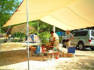 四季の里キャンプ場