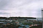 カモメ島 遠景